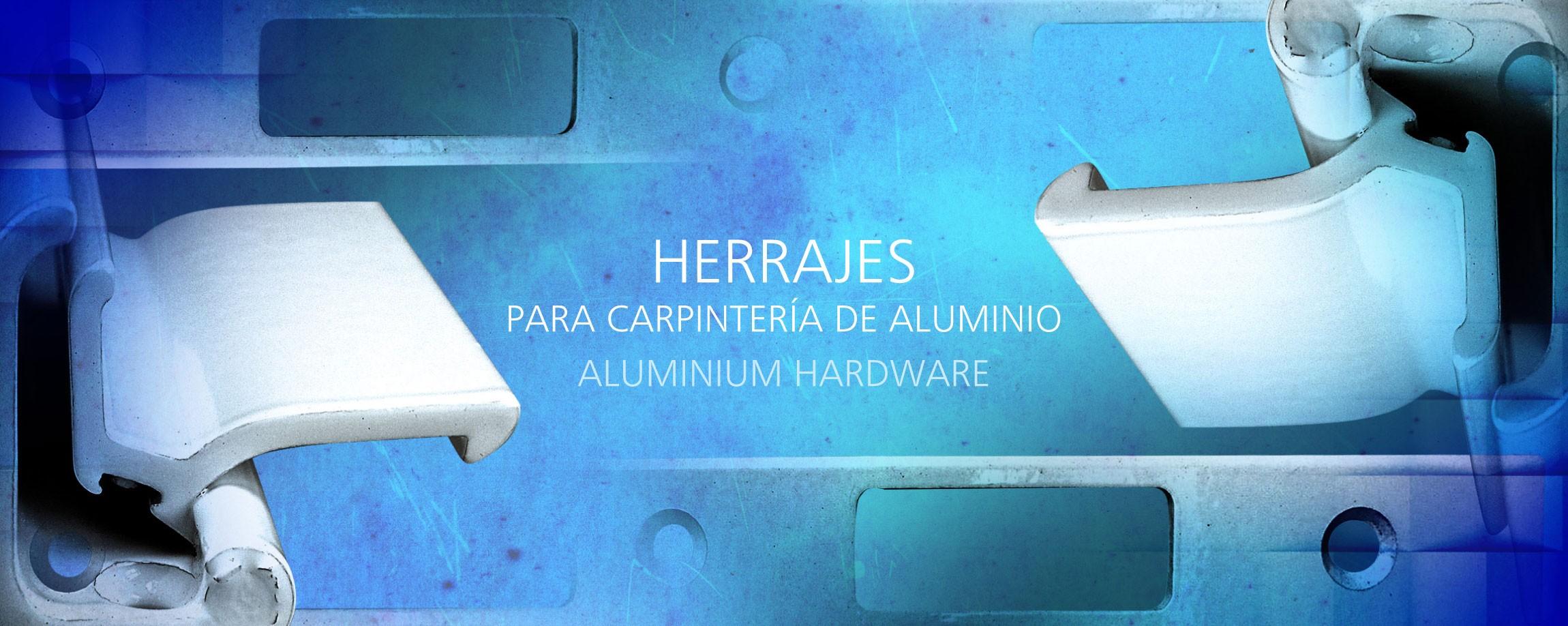 Diseño continuo para Carpintería de aluminio